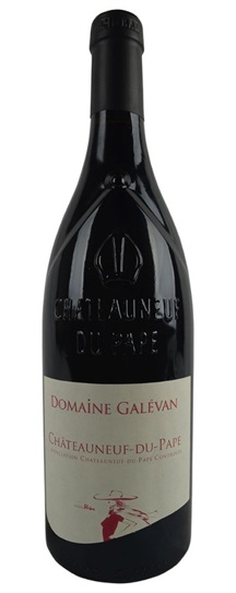 2010 Galevan, Domaine Chateauneuf du Pape