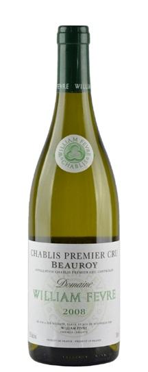 2009 Fevre, Domaine William Chablis Beauroy Premier Cru