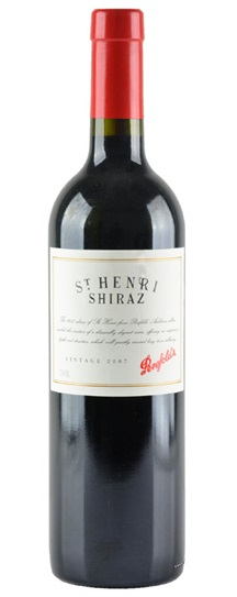 2000 Penfolds Shiraz St Henri