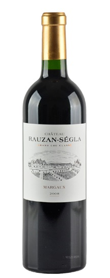 2008 Rauzan-Segla (Rausan-Segla) Bordeaux Blend