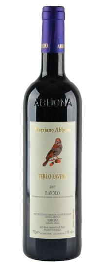 2007 Enrico e Marziano Abbona Barolo Terlo Ravera