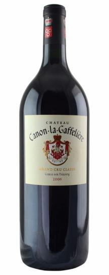 2006 Canon la Gaffeliere Bordeaux Blend