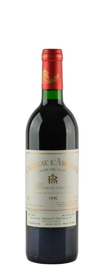 1990 Arrosee, L' Bordeaux Blend