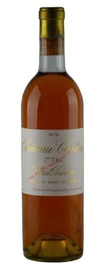 1970 Climens Sauternes Blend