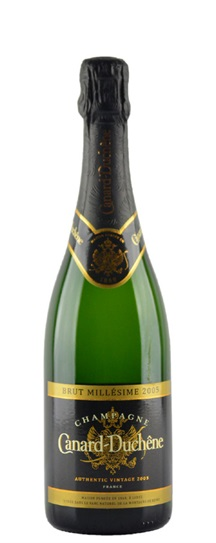 2005 Canard Duchene Authentic Brut