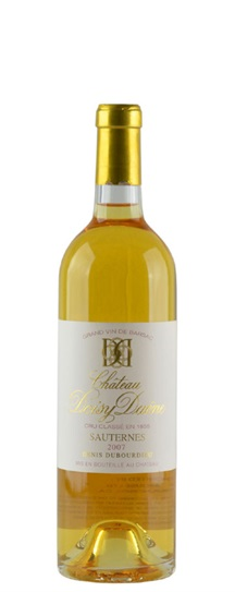 2007 Doisy Daene Sauternes Blend