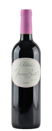 2007 Joanin Becot Bordeaux Blend