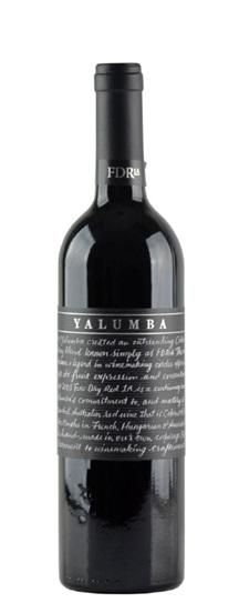 2008 Yalumba Fine Dry Red 1A