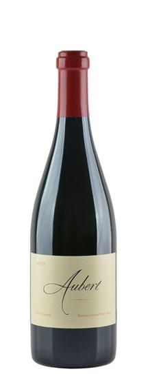 2010 Aubert Pinot Noir UV Vineyard