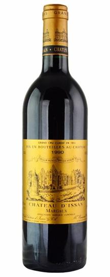 1990 d'Issan Bordeaux Blend