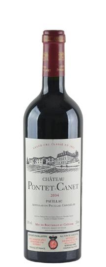 2003 Pontet-Canet Bordeaux Blend
