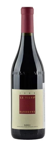 2008 Luciano Sandrone Barolo le Vigne