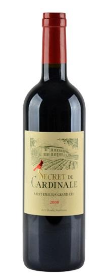 2008 Secret de Cardinale Bordeaux Blend