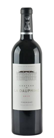 2010 La Dauphine Bordeaux Blend