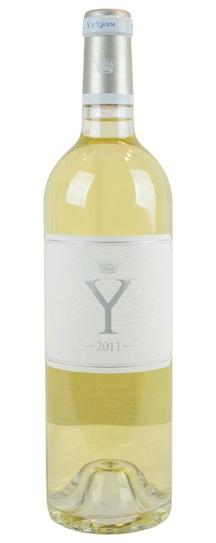 2011 Chateau d'Yquem Y (Ygrec)