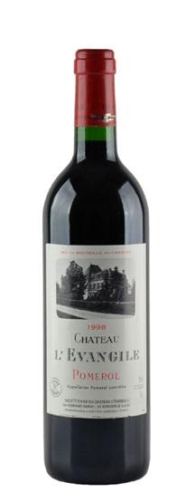1998 L'Evangile Bordeaux Blend