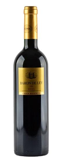 2004 Ley, Baron de Rioja Grand Reserva