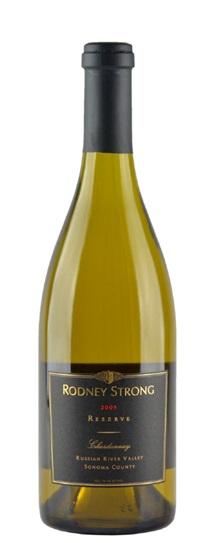 2007 Rodney Strong Chardonnay  Reserve