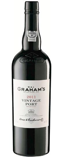2011 Graham Vintage Port