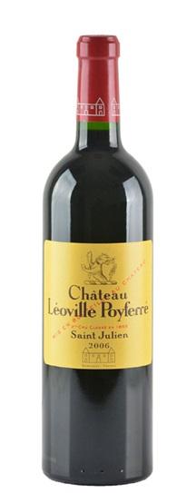 2006 Leoville-Poyferre Bordeaux Blend