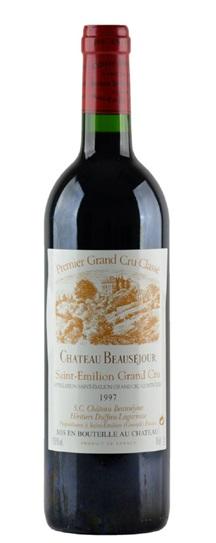 1997 Beausejour (Duffau Lagarrosse) Bordeaux Blend