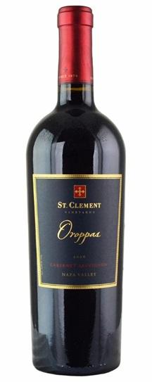 2007 St Clement Oroppas