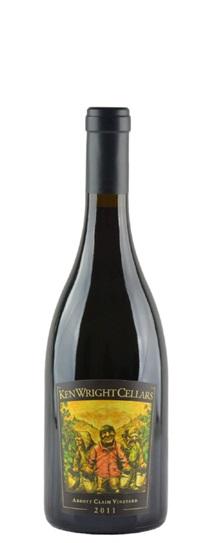 2011 Ken Wright Cellars Pinot Noir Abbott Claim