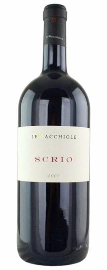 2007 Le Macchiole Scrio