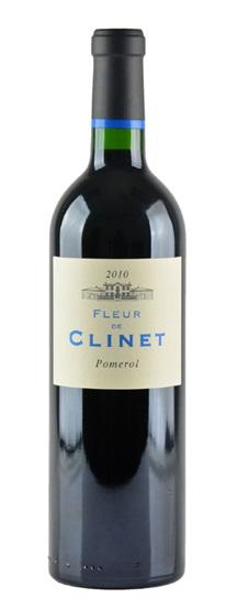 2010 Clinet Fleur de Clinet