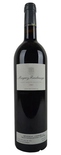 2001 Magrez Fombrauge Bordeaux Blend