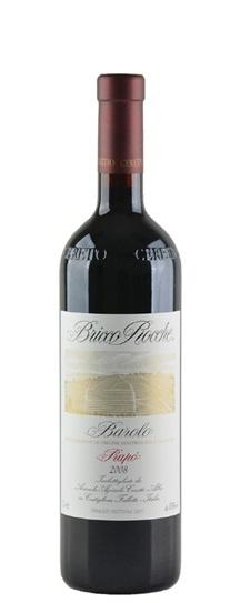 1997 Ceretto Barolo Bricco Rocche Prapo
