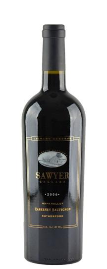 2006 Sawyer Library Reserve Cabernet Sauvignon