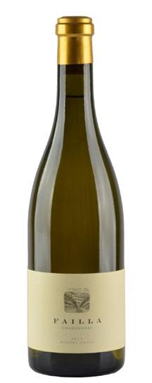 2012 Failla Chardonnay Sonoma Coast