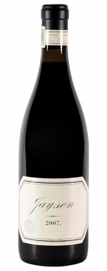 2006 Pahlmeyer Winery Jayson Pinot Noir