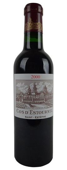 2000 Cos d'Estournel Bordeaux Blend