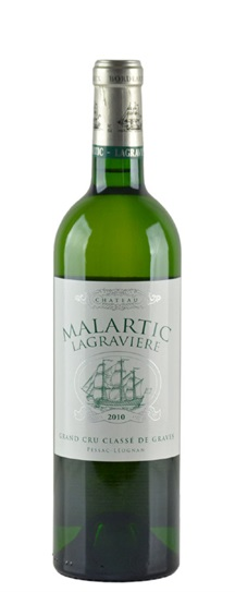 2010 Malartic-Lagraviere Blanc