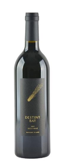 2007 Destiny Bay Bordeaux Blend Destinae