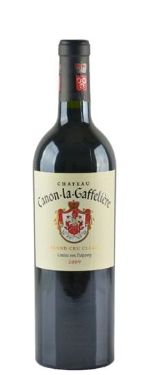 2009 Canon la Gaffeliere Bordeaux Blend