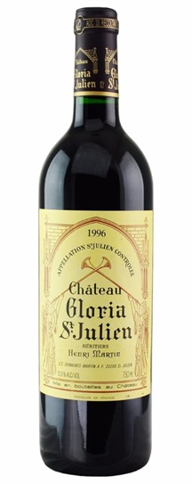 1990 Chateau Gloria St. Julien