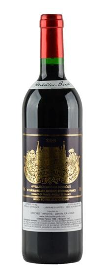 1996 Chateau Palmer Bordeaux Blend