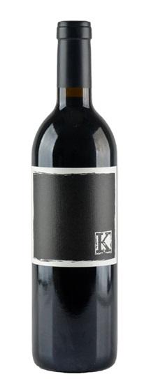 2009 K Vintners Stoneridge Cabernet Sauvignon