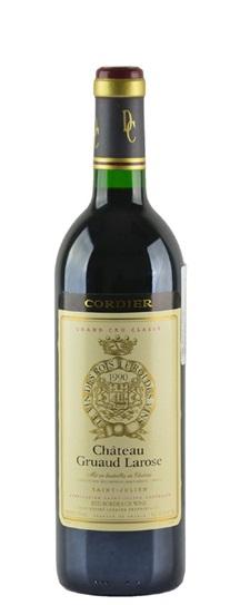 1990 Gruaud Larose Bordeaux Blend