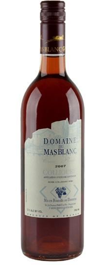 2007 Mas Blanc (Dr Parce), Domaine du Collioure Can Rede Rose