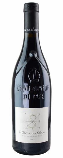 2009 Domaine Roger Sabon Chateauneuf du Pape le Secret de Sabon