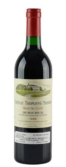 1988 Troplong-Mondot Bordeaux Blend