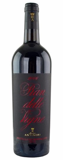 2006 Antinori Brunello di Montalcino Pian delle Vigne