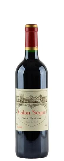 2009 Calon Segur Bordeaux Blend