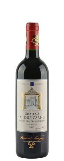 2003 La Tour Carnet Bordeaux Blend