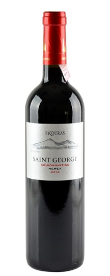 2010 Skouras Saint George Agiorgitko