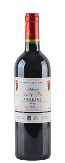 2010 Croix Taillefer Bordeaux Blend